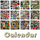 Calendar Cover (click on Artist Notes to view calendar) by Yampimon