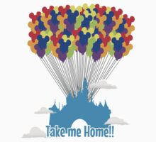 Take me Home!! (Shirt) Kids Clothes