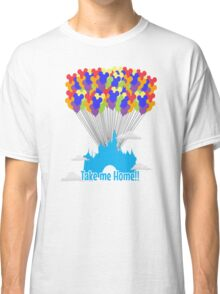 Take me Home!! (Shirt) Classic T-Shirt