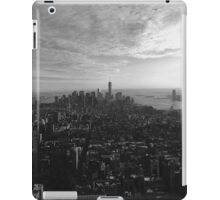 New York Skyline iPad Case/Skin