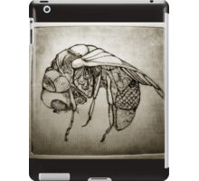 Zinc fly iPad Case/Skin