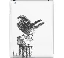 Sketchy Bird iPad Case/Skin