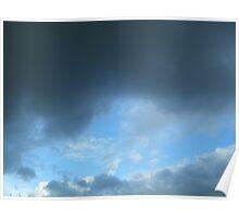 Winter Rains Poster
