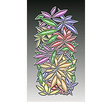 Wire Flowers Photographic Print