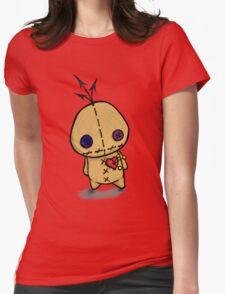 Grym Doll Womens Fitted T-Shirt