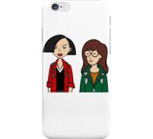 Daria + Jane iPhone Case/Skin