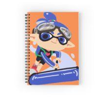 Inkling Boy Spiral Notebook