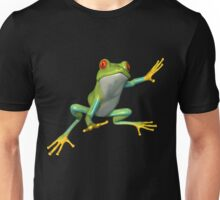 For The Love Of Frogs Unisex T-Shirt