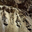 high up. tabo, northern india by tim buckley | bodhiimages