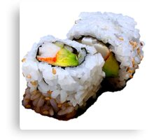 Sushi Love Canvas Print