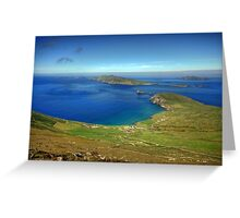 Slea Head View Greeting Card