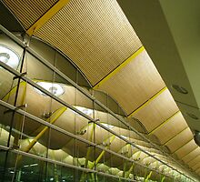 Madrid Airport 04 by Daidalos