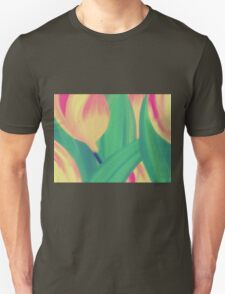 In the Garden of Tulips T-Shirt
