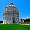Pisa&#x27;s Miracles VI by Denis Molodkin