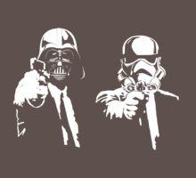 Star Fiction (Pulp Wars) Kids Clothes