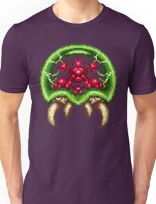Super Metroid - Giant Metroid Unisex T-Shirt