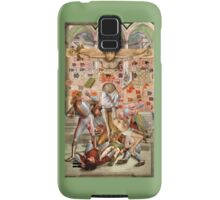 Captain America Samsung Galaxy Case/Skin