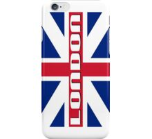 KING'S COLOURS-LONDON iPhone Case/Skin