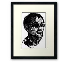 Romo Lampkin Framed Print