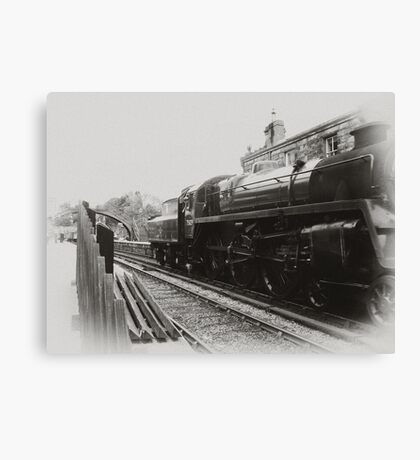 Goathland - North Yorks Moors Railway Canvas Print