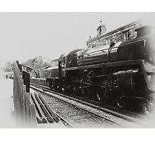 Goathland - North Yorks Moors Railway Photographic Print