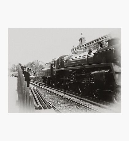 Goathland - North Yorks Moors Railway Photographic Print