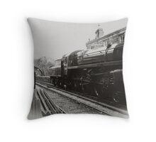 Goathland - North Yorks Moors Railway Throw Pillow