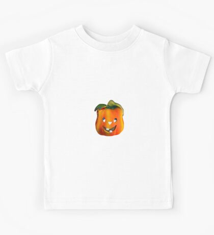 Halloween Pumpkin Kids Tee