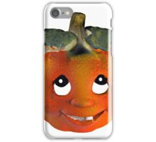 Halloween Pumpkin iPhone Case/Skin