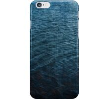 Rippled Blue Waters iPhone Case/Skin