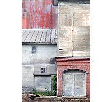 Parma Feed & Grain Photographic Print