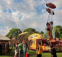All The FUN of the FAIR: Carter's Fair, Dulwich, London. by DonDavisUK