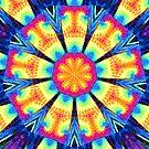 Tie Dye 8 by Deborah Austin