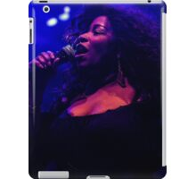 CHAKA KHAN at Love Supreme iPad Case/Skin