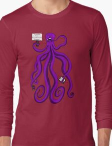 Protest Octopus Long Sleeve T-Shirt