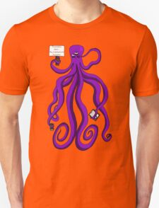 Protest Octopus T-Shirt