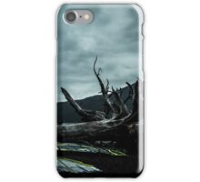 Ghost Surfers Cove iPhone Case/Skin