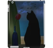 Window Cat iPad Case/Skin