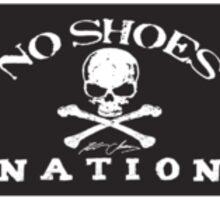 Kenny Chesney- No Shoes Nation Sticker
