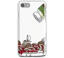 Lost in the Sauce iPhone Case/Skin