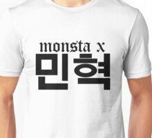 Monsta X Minhyuk Name/Logo Unisex T-Shirt