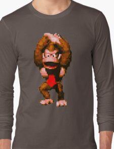 Donkey Kong Country - Cheer Long Sleeve T-Shirt