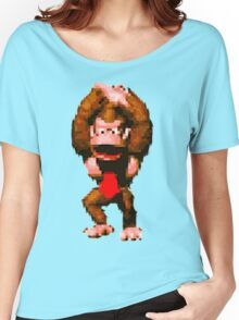 Donkey Kong Country - Cheer Women's Relaxed Fit T-Shirt