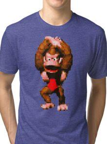 Donkey Kong Country - Cheer Tri-blend T-Shirt