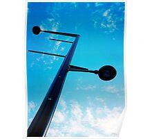 """""""Lamp Post"""" Poster"""