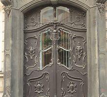 Dveře Starého Města (Door of Old Town Prague) by MagicMuppetMan