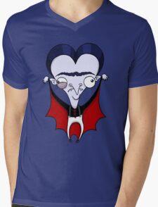 Le Drac Mens V-Neck T-Shirt