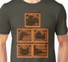 Donkey Kong Country - Animal Crates Unisex T-Shirt