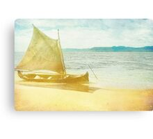 From a Summer Past Canvas Print