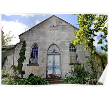 New Age Church - Braidwood Poster
